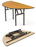 Half Round Dining Table Bing Images Little House Pinterest