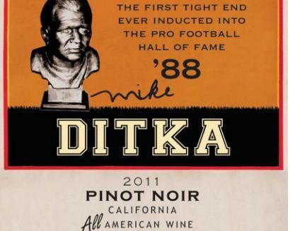 Chicago Bears Coach Mike Ditka Relaunches Wine Line