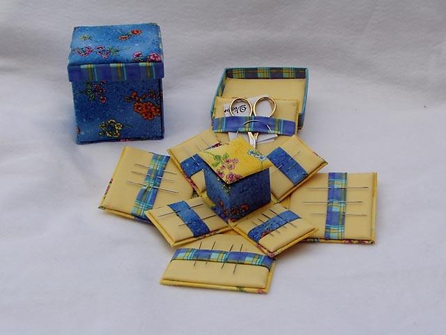 Needle Box Kit$12.49 |Needleboxes, Etc.
