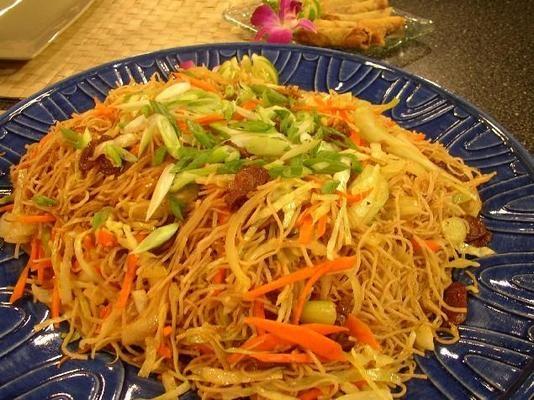 Filipino Pancit | food | Pinterest