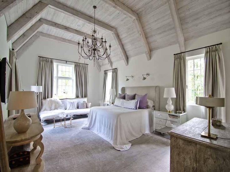 rustic chic master bedroom for the nest pinterest