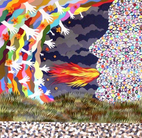 Michael Velliquette - Borders Beyond | Art Story | Pinterest