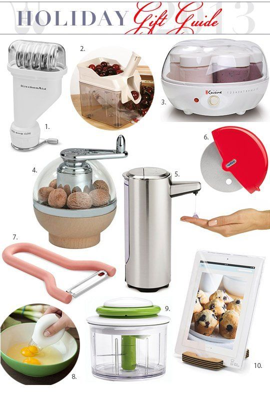 10 Actually Useful Cooking Gadgets Holiday Gift Guide From