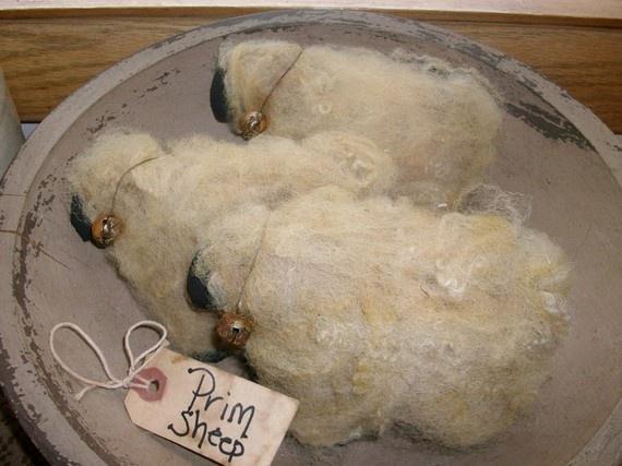 so adorable, easter  sheep!