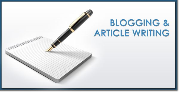 what is an article writing