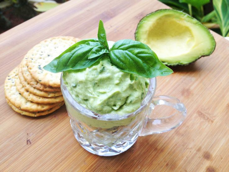 creamy spinach avocado dip | Dips & Appetizers | Pinterest