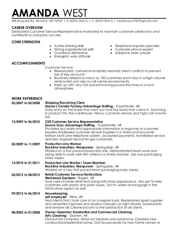 resume preview quot eureka quot ideas