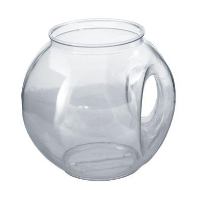 40 ounce fish bowls sports bar pinterest for Acrylic fish bowl