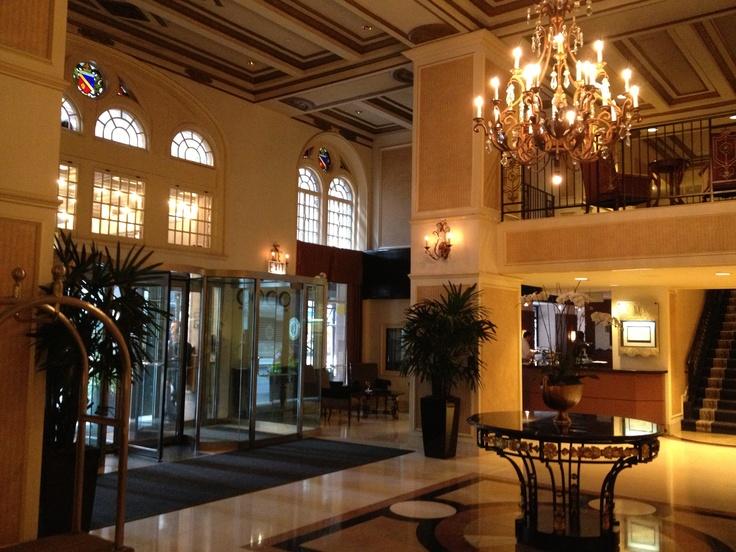 The Knickerbocker Hotel Chicago