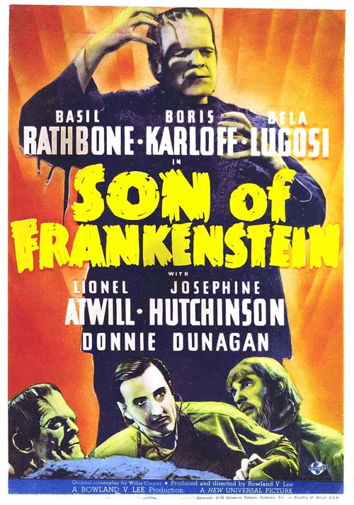 Son of Frankenstein | Psychedelic Life & Art | Pinterest Easy Rider Movie Poster