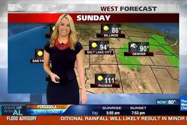Alexandra Wilson Meteorologist | Alexandra Wilson, a 2002 Emmaus High ...