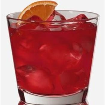 Negroni Cocktail -- and yes, this counts for sustenance... :))