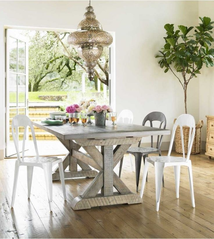 Casual Dining Room Love The Table Decor Pinterest
