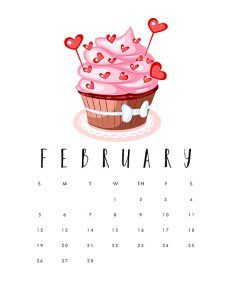 Best 25+ February calendar ideas on Pinterest | Free calendar ...