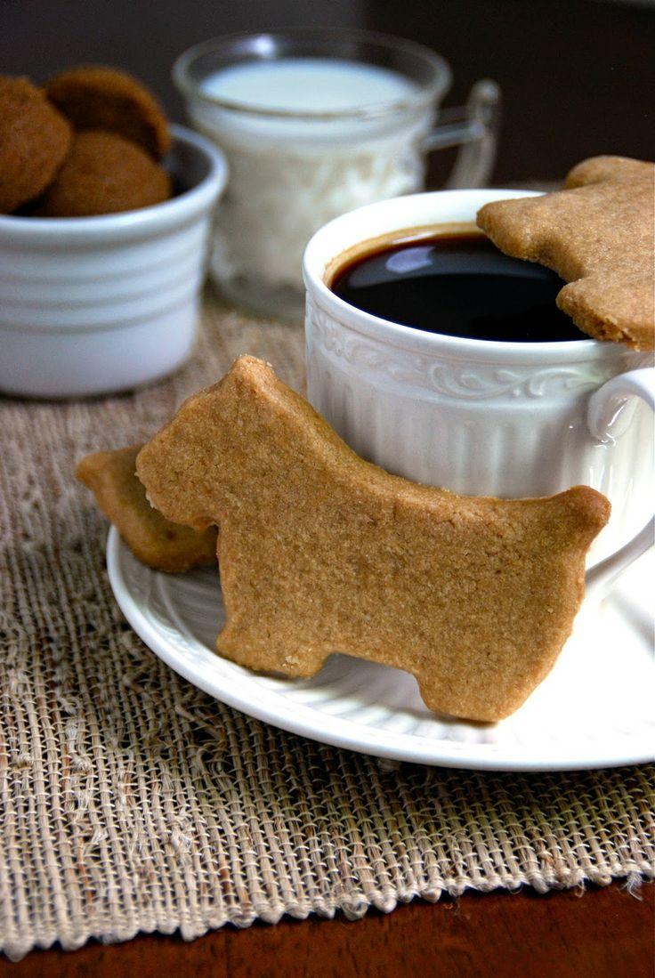 Brown Sugar Shortbread | My Cookie Jar | Pinterest