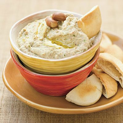 ... Boiled Peanut Hummus from probably my favorite restaurant in Athens