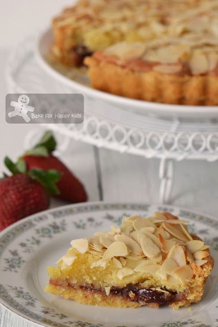 Italian Almond Tart (Williams-Sonoma) | Baking - Tart♥ | Pinterest