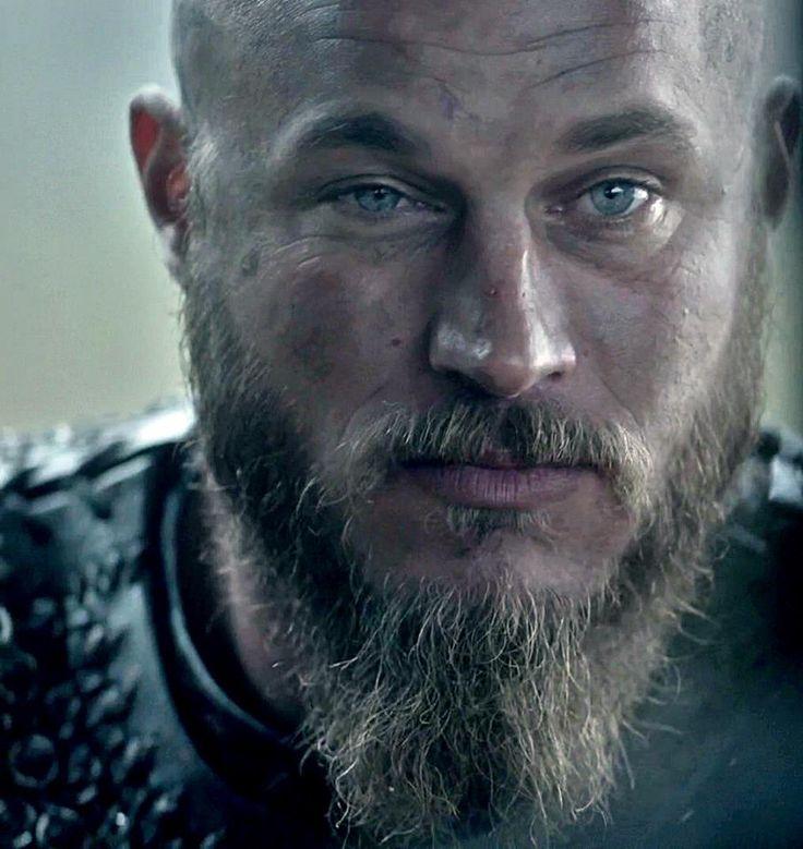 Vikings Ragnar Lothbrok Beard
