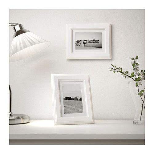 Portafoto multiplo da parete ikea beautiful portafoto for Misure standard cornici a giorno