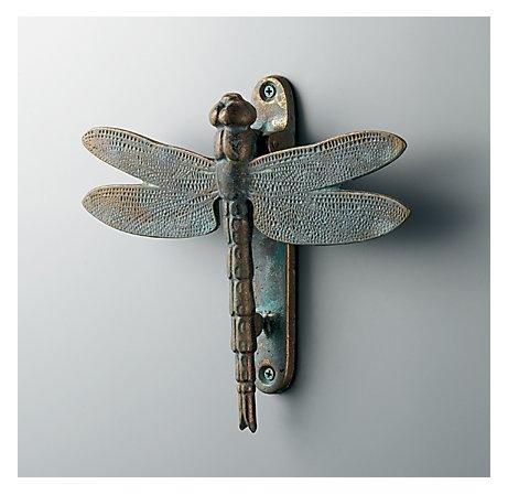 Dragonfly door knocker dragonfly art pinterest - Dragonfly door knockers ...