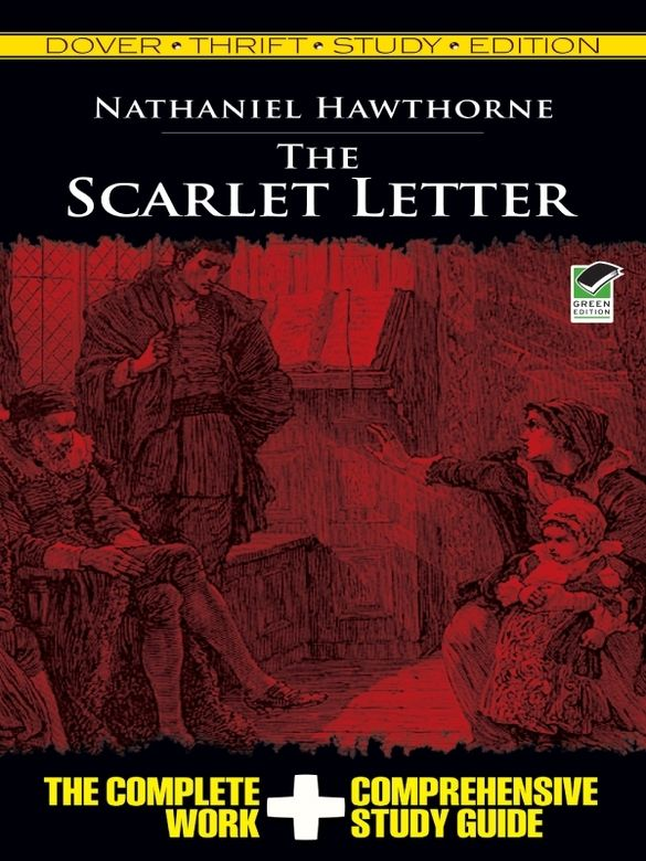 The Scarlet Letter, Nathaniel Hawthorne Essay Sample