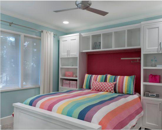 Over Bed Storage Master Bedroom Pinterest