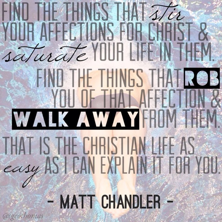 ... a simple explanation of the Christian life