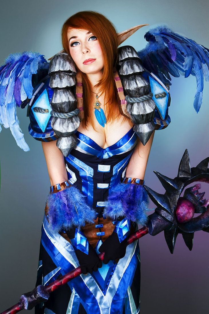 Cosplay wow nackt actress