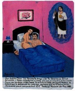 Religious kitsch - Magazine cover