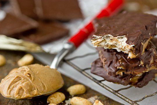 Homemade Nutty Bars Recipes — Dishmaps