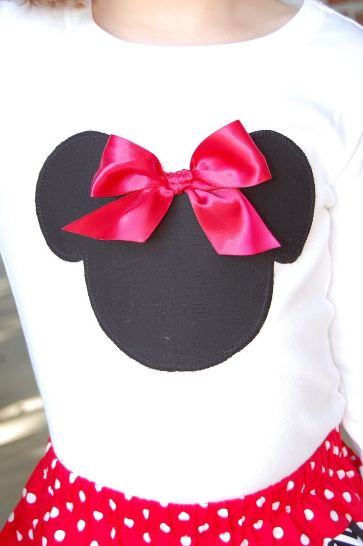 Minnie Mouse Ears Template | New Calendar Template Site