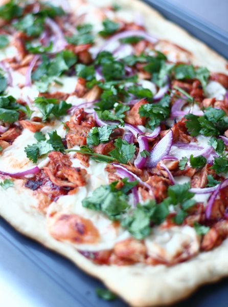 grilled bbq chicken pizza | I Really Need to Become a Better Cook ...