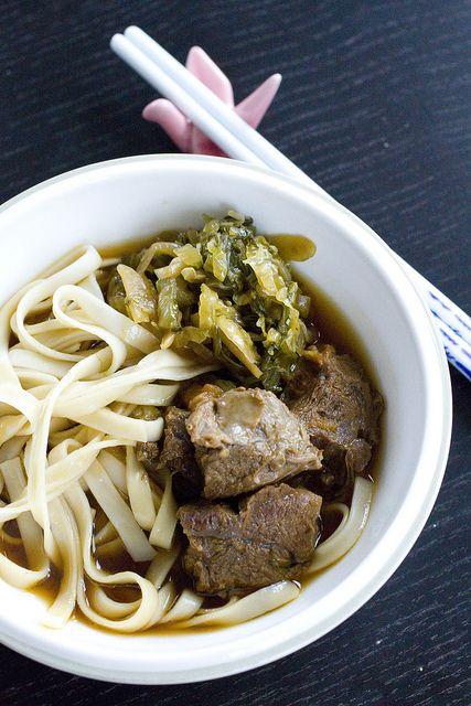 Taiwanese Beef Noodle Soup « FoodMayhem | {Food Love - Pasta & Noodle ...