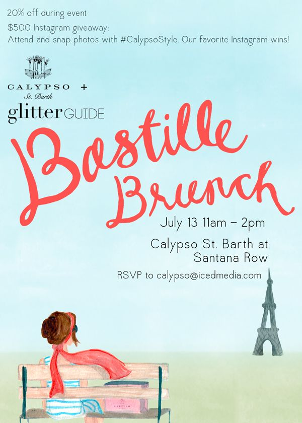 bastille brunch