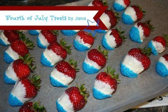 4 of july dessert ideas