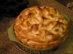 ... Apricot Meringue Pie Recipe tonight, it is definitely a crowd pleaser