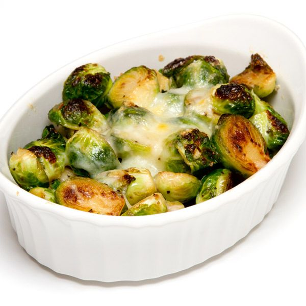 Recipe For Brussels Sprouts Gratin | yummy | Pinterest