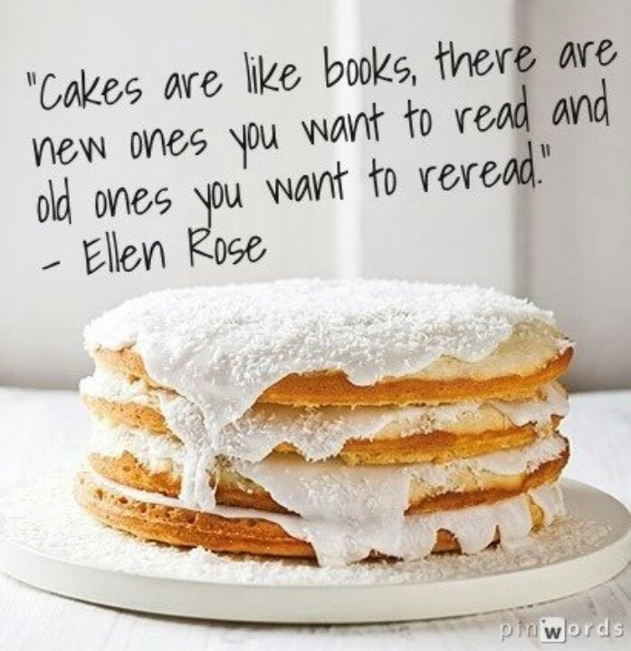 Cake Pic With Quotes : Cake Baking Quotes. QuotesGram