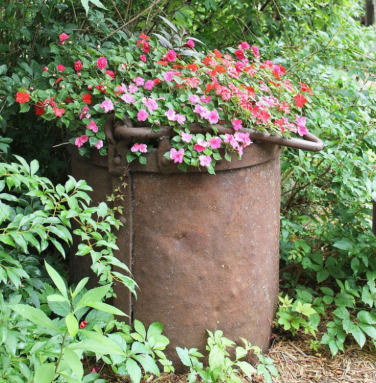 Container gardening ideas for Container gardening ideas