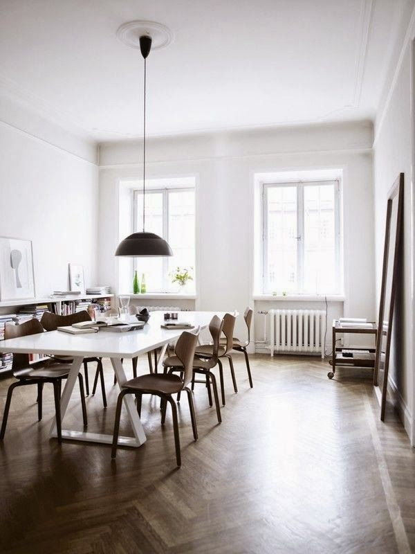 pendant light over dining table house pinterest