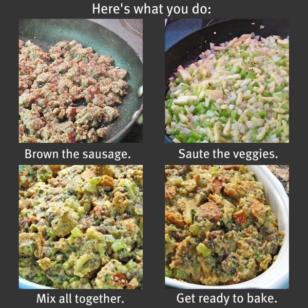 ... stuffing recipe yummly sausage apple and fennel corn bread dressing
