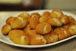 Gluten free Pretzel Bites | Gluten Free | Pinterest