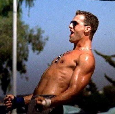 Rick Rossovich Slider From Top Gun Beach Volleyball