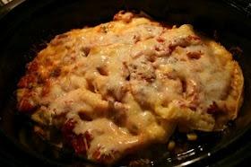 Crockpot Mexican Lasagna Stack Up | Recipe