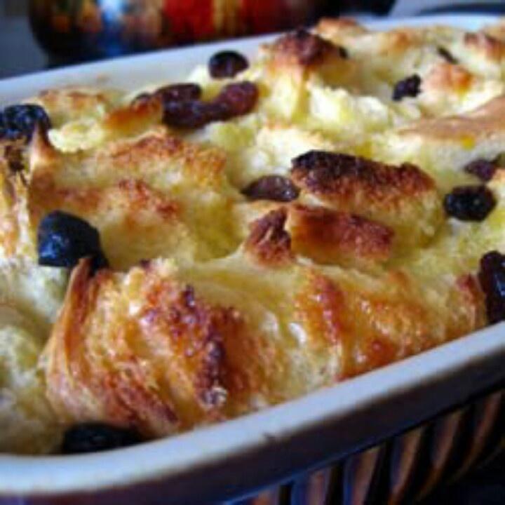 Delish bread pudding | Delicioso | Pinterest