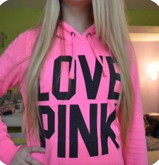 Love this vs pink hoodie | Clothes | Pinterest