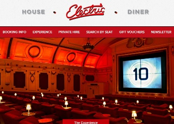 electric cinema valentine's day