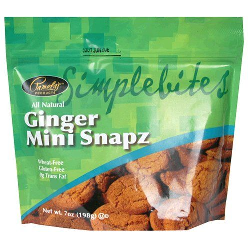 Favorite gluten free gingersnaps from a store (these would be my ...
