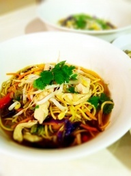 Chinese Chicken Five Spice Soup | Eat | Soups | Pinterest