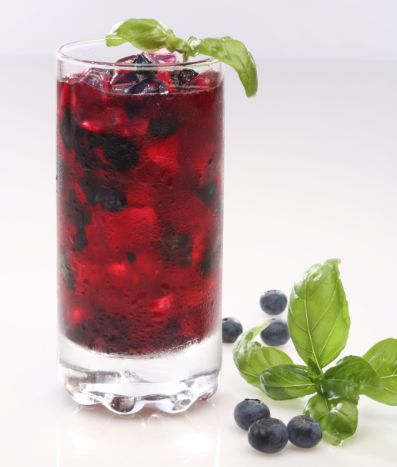 Made from Midnight Moon Blueberry Moonshine!